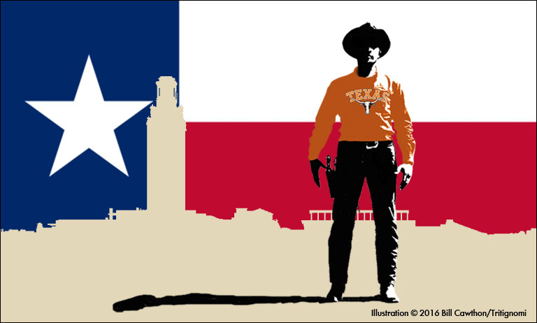 Campus Carry comes to Texas