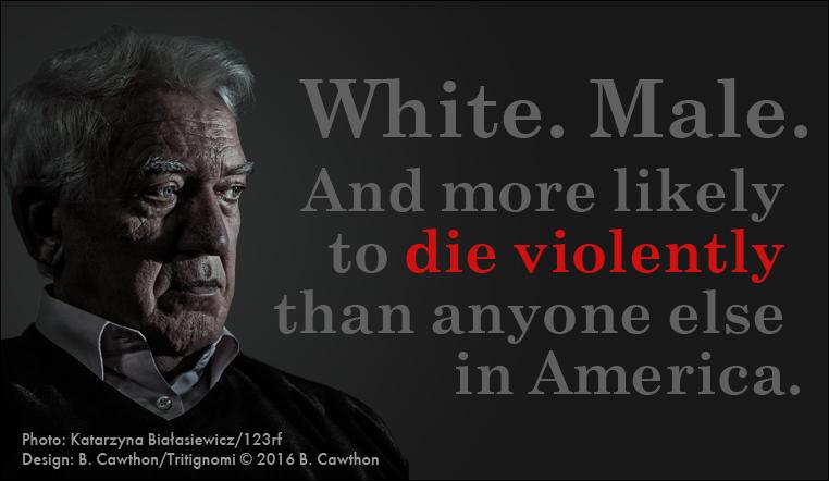 White-Male-Violence